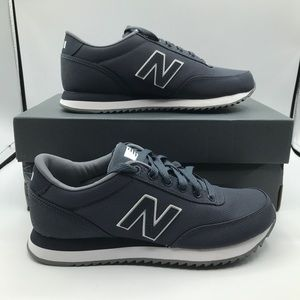 NWT New Balance 501 Ripple Sole Thunder Sneaker